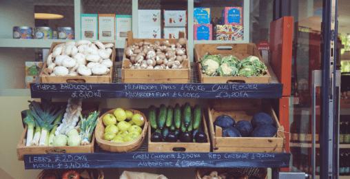 オーガニック野菜販売業