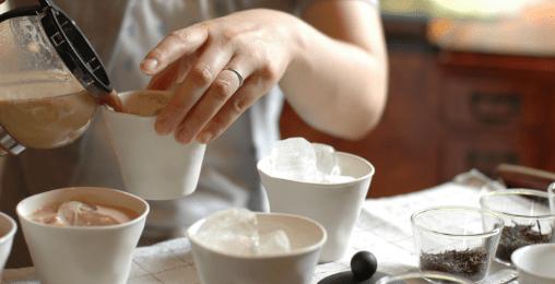 紅茶の専門家