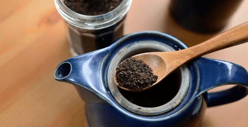 紅茶を扱う会社オーナー