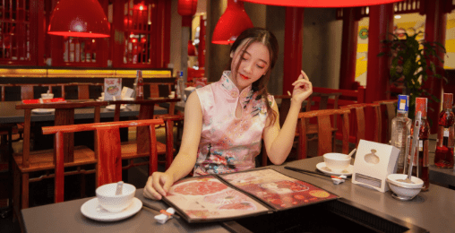 中華料理調理インストラクター
