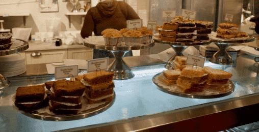 ケーキショップ
