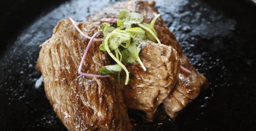 高級肉料理店