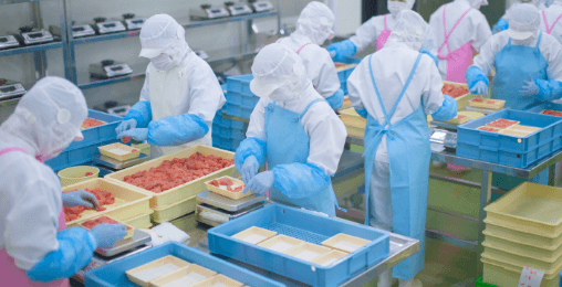食品加工業